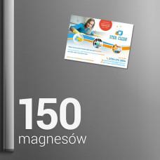 150 Magnesów na lodówkę