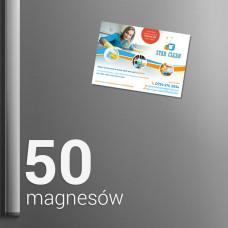50 Magnesów na lodówkę