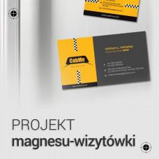 Projekt magnesu na lodówkę