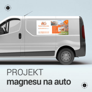 Projekt magnesu
