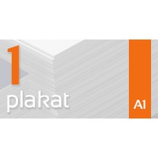 Plakat A1 - 1szt. 135gm Gloss Finish