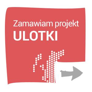 Projekt ulotki