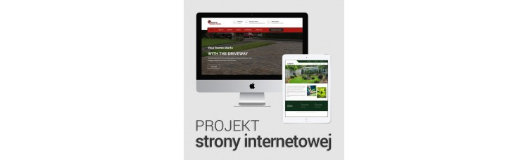 Projekt strony internetowej